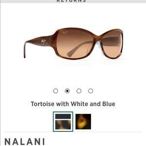NEW Maui Jim Nalani women's polarized sunglasses
